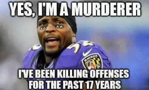 Yes, I'm A Murderer