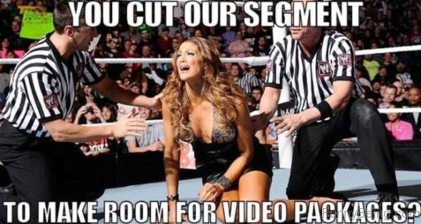 You Cut Our Segment