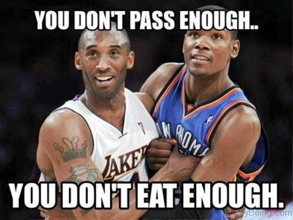 You Don't Pass Enough