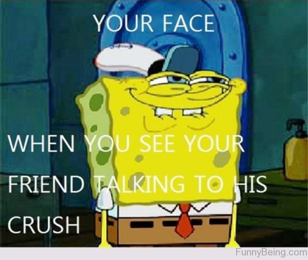 Your Face When You See