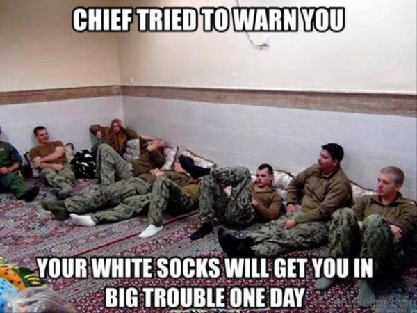 Chief Tried To Warn You