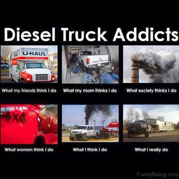 Toyota Tundra Diesel >> 69 Amazing Truck Memes