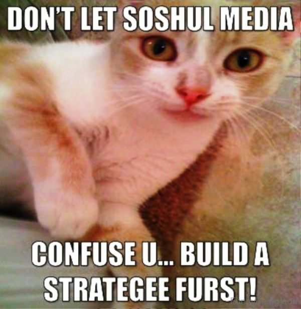 Don't Let Soshul Media