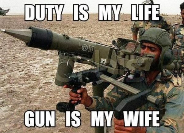 Duty Is My Life