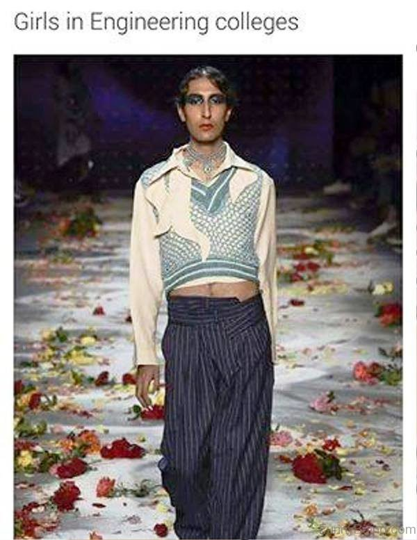 Girls In Engineering Colleges