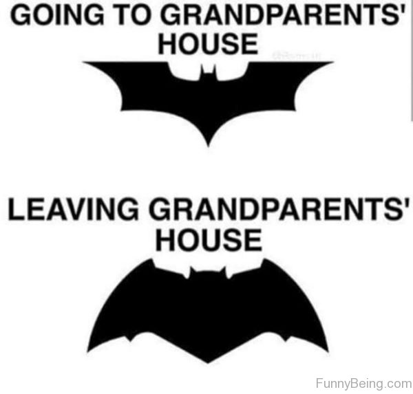 Going To Grandparents House