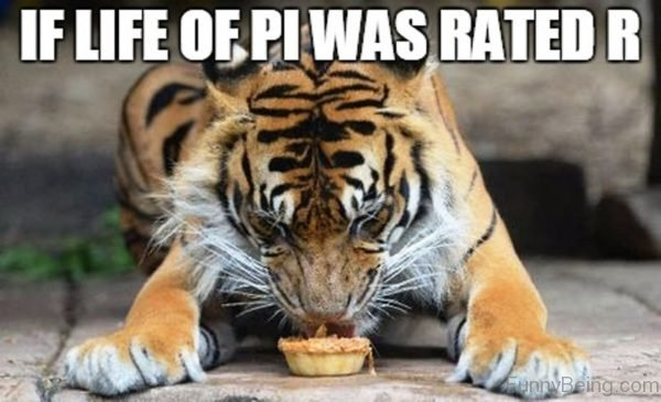 If Life Of PI Was Rated R