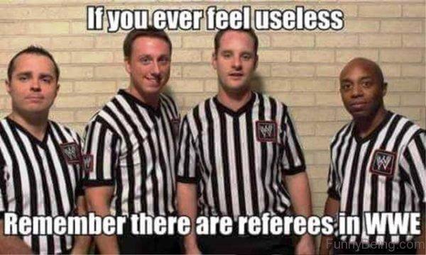 If You Ever Feel Useless