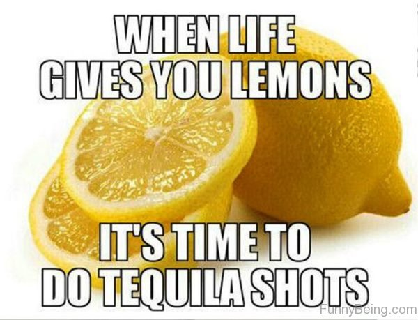 It's Time To Do Tequila Shots