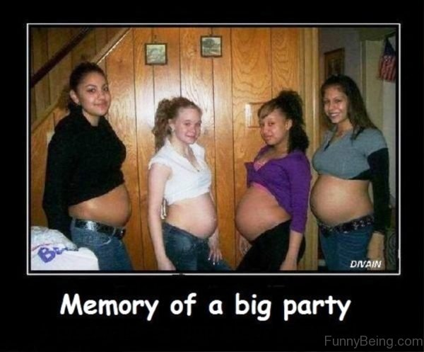 Memory Of A Big Party