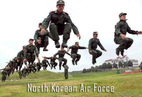 North Korean Air Force