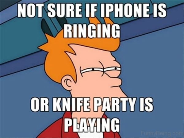 Not Sure If IPhone Is Ringing