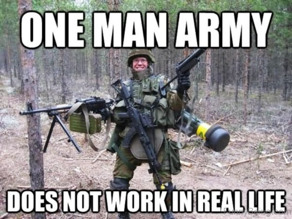 One Man Army