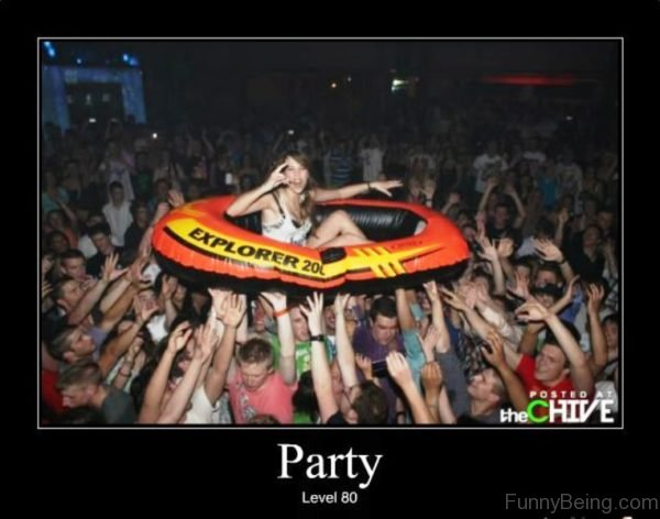 Party Level 80