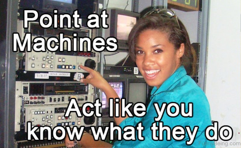 Point At Machines 80 funny stupid memes for you,Stupid Memes