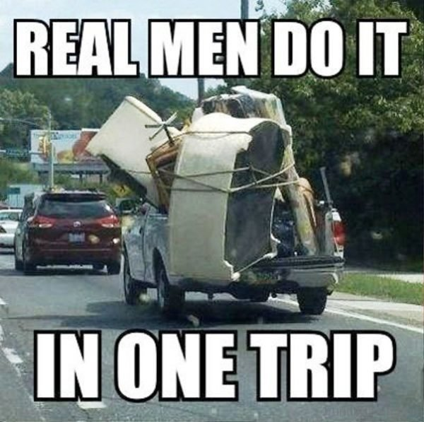 Real Men Do It