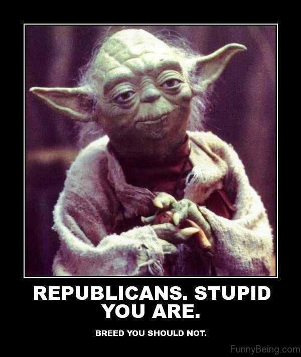 Republicans Stupid