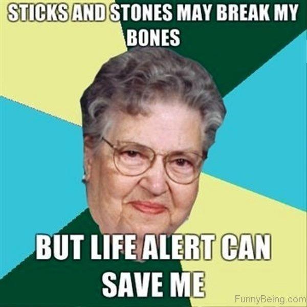 Sticks And Stones May Break