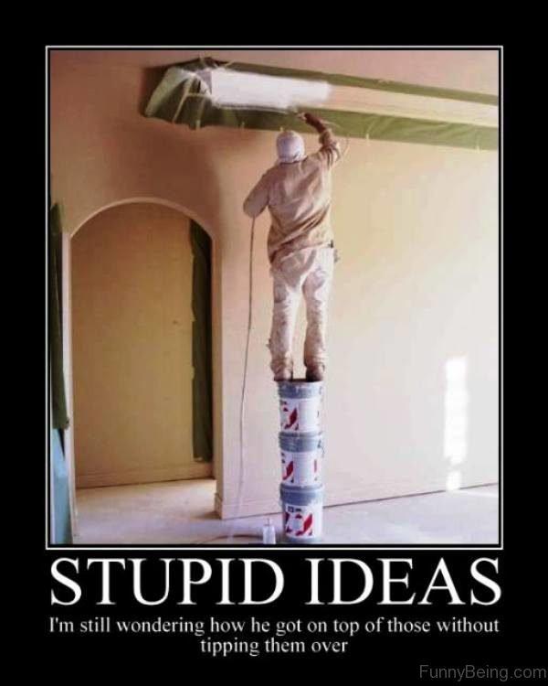 Stupid Ideas