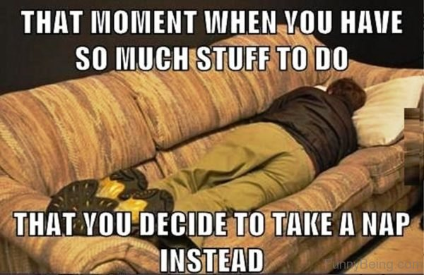 That Moment When You Have So Much