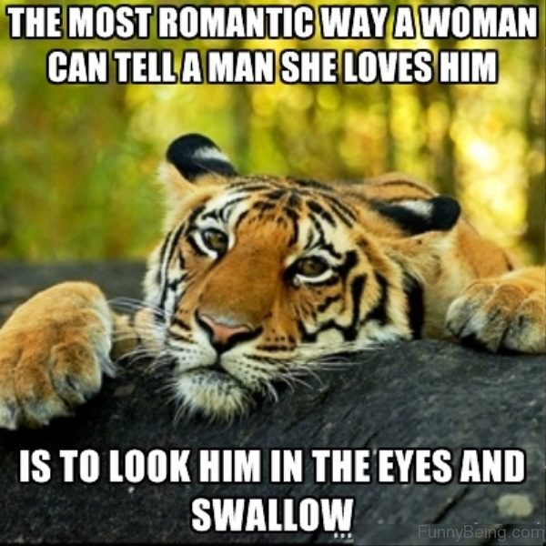 The Most Romantic Way A Woman