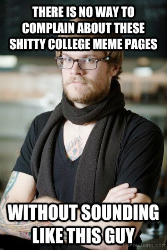 63 Cool College Memes