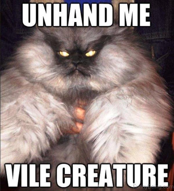 Unhand Me