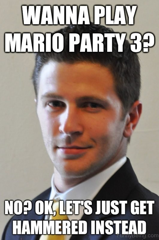 Wanna Play Mario Party
