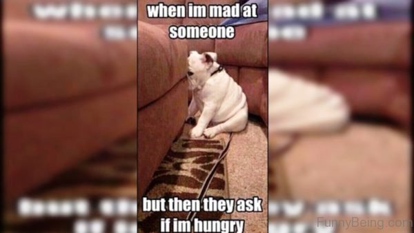 When Im Mad At Someone