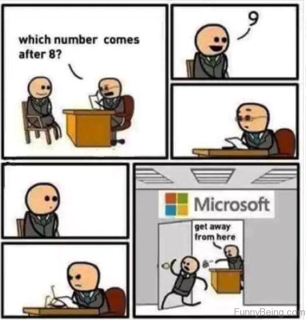 Which Number Comes After 8