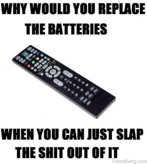 Why Would You Replace The Batteries