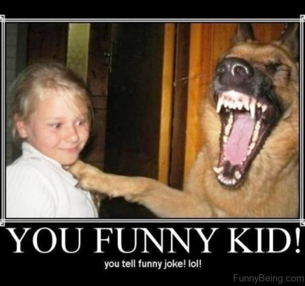 You Funny Kid