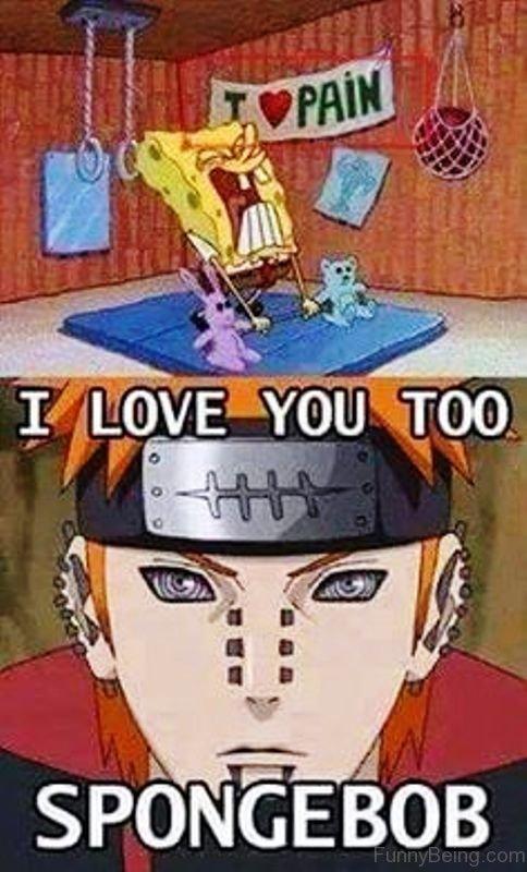 i love you too spongebob - photo #1