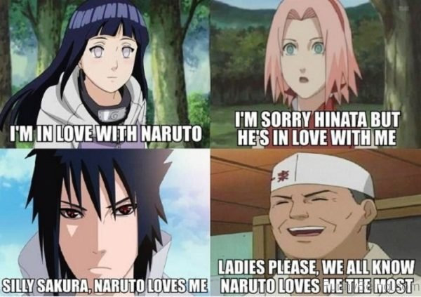 I'm In Love With Naruto