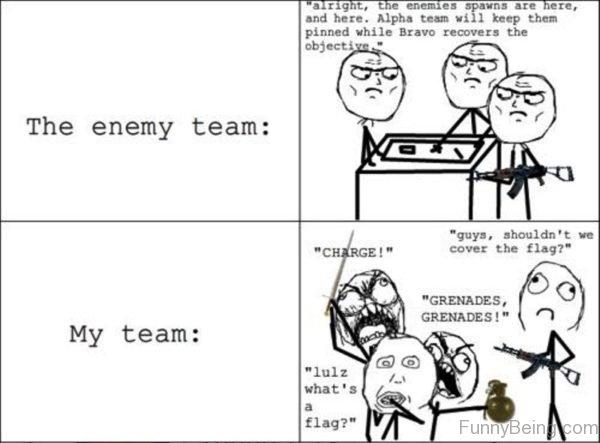The Enemy Team