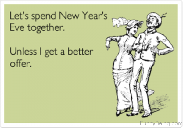 Lets Spend New Years Eve Together