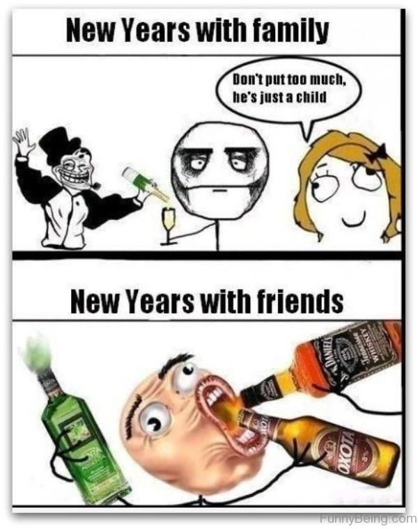 80 Great Funny New Year Memes