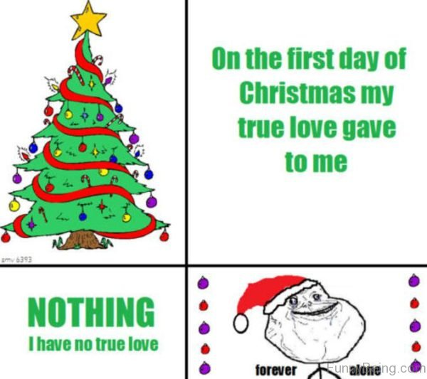 On The First Day Of Christmas
