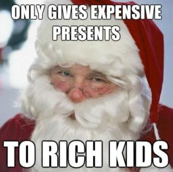 Only Gives Expensive Presents