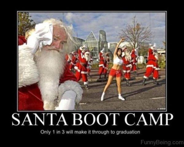 Santa Boot Camp
