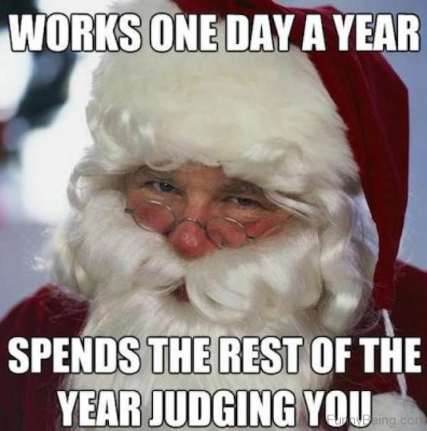 Works One Day A Year
