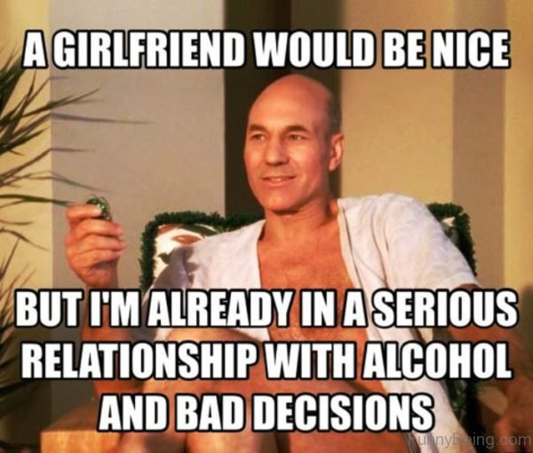 A Girlfriend Would Be Nice