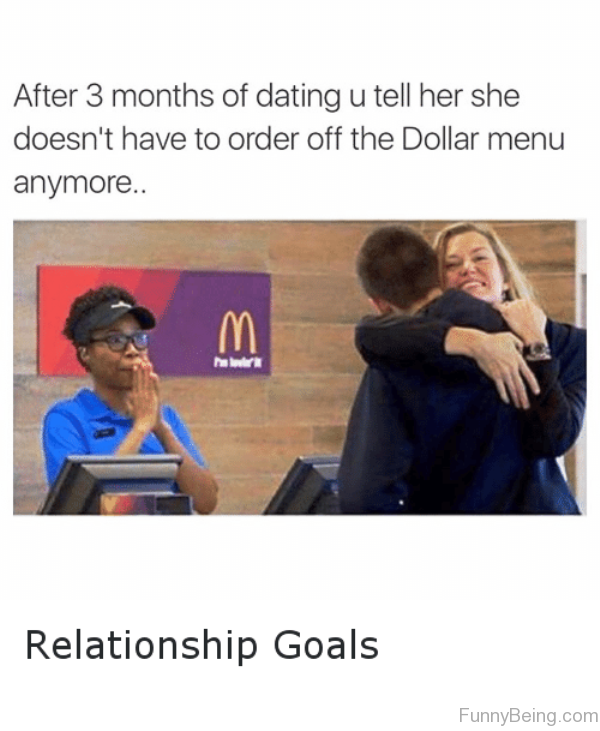 Relationship A Year Dating 3 After