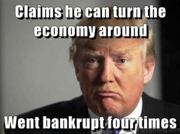 Claims He Can Turn The Economy Around