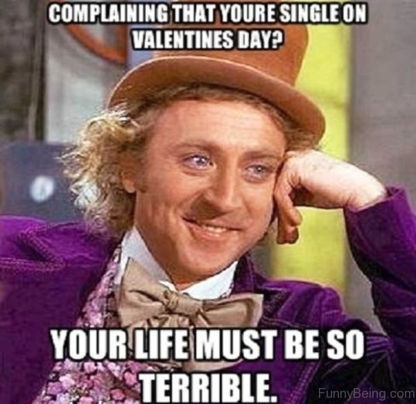 Complaining That You're Single