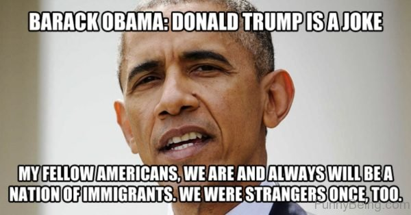 Donald Trump Is A Joke