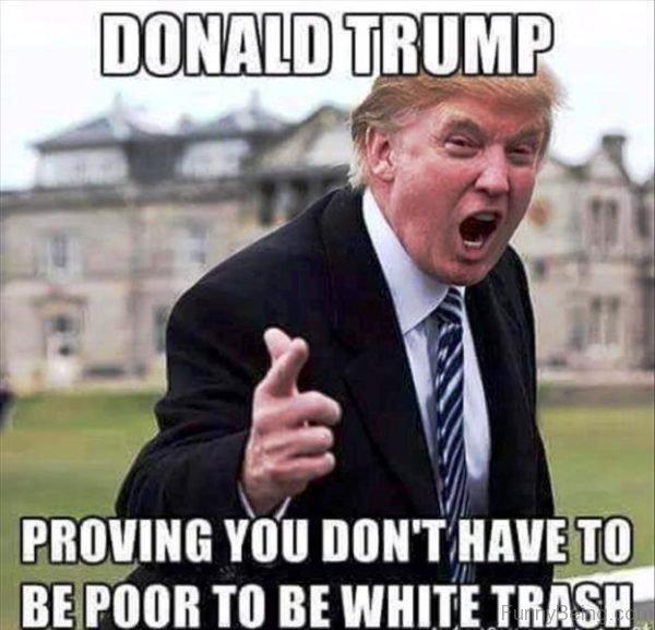 Donald Trump Proving You