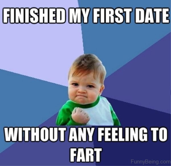Finished My First Date