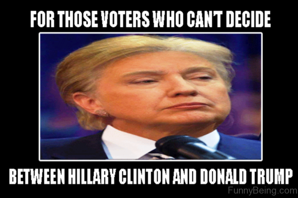 For Those Voters Who Cant Decide