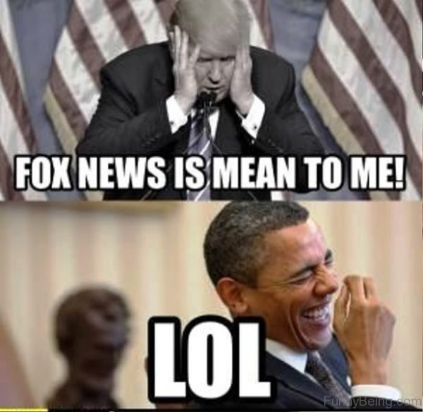 Fox News Is Mean To Me